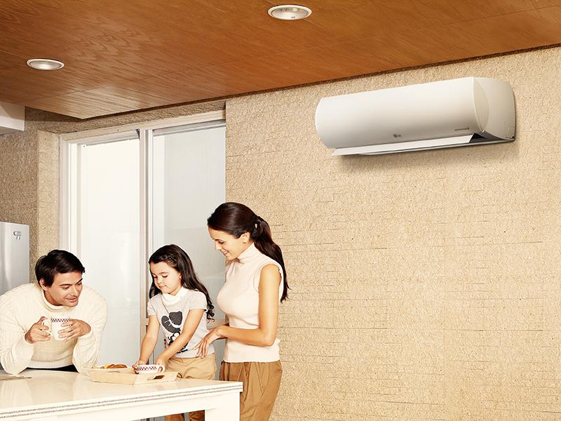 klimatyzacja w domu i mieszkaniu